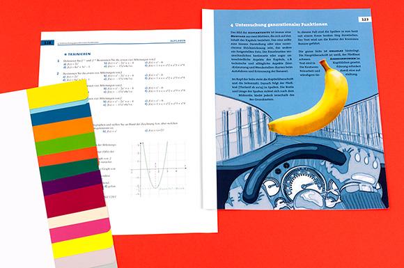 Warum ist die Banane krumm? Krümmung und Wendestellen
