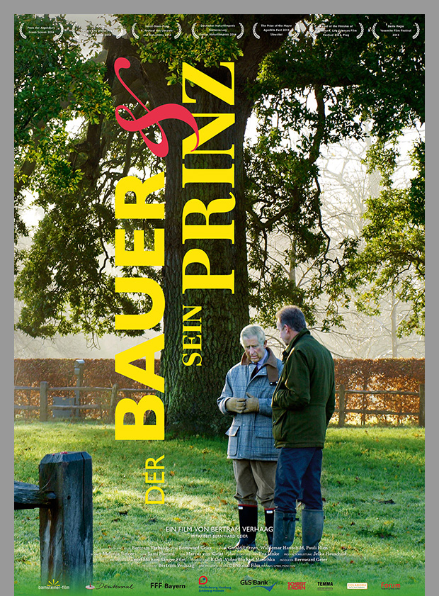 Der Bauer und sein Prinz, Filmplakat