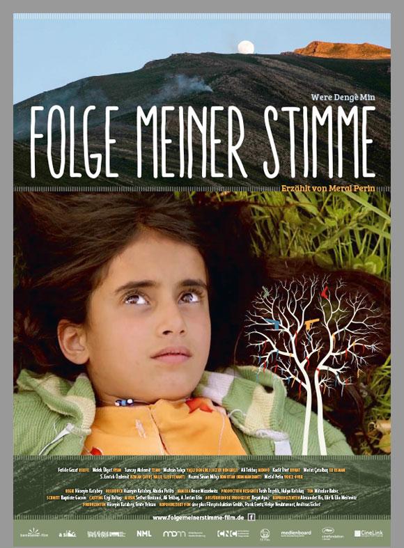 FolgeMeinerStimme, Filmplakat