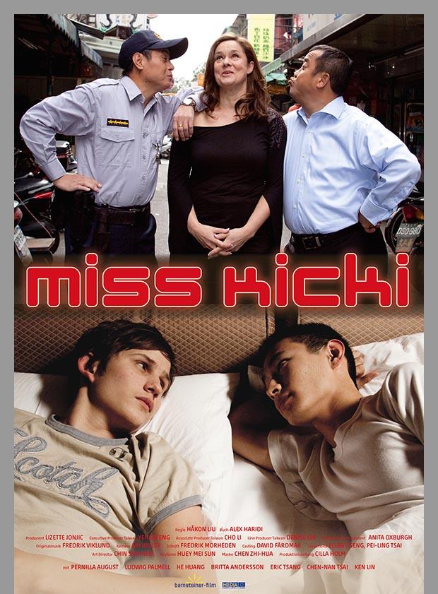MissKicki, Filmplakat