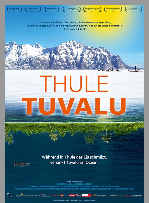 ThuleTuvalu, Filmplakat